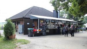 Gastronomie im Tempelhofer Park